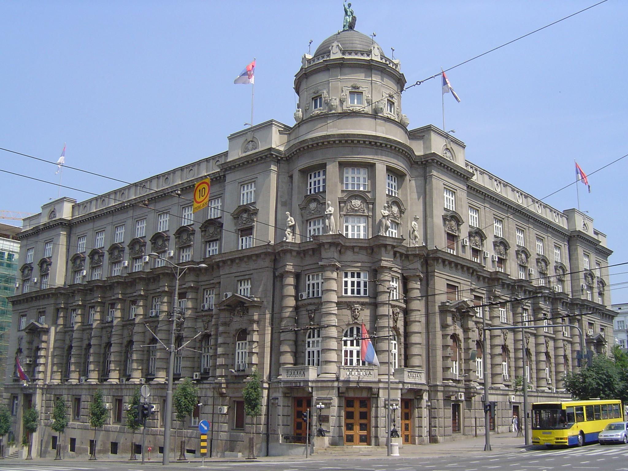Сербия обвинила украинского посла в попытках поссорить Белград с Москвой