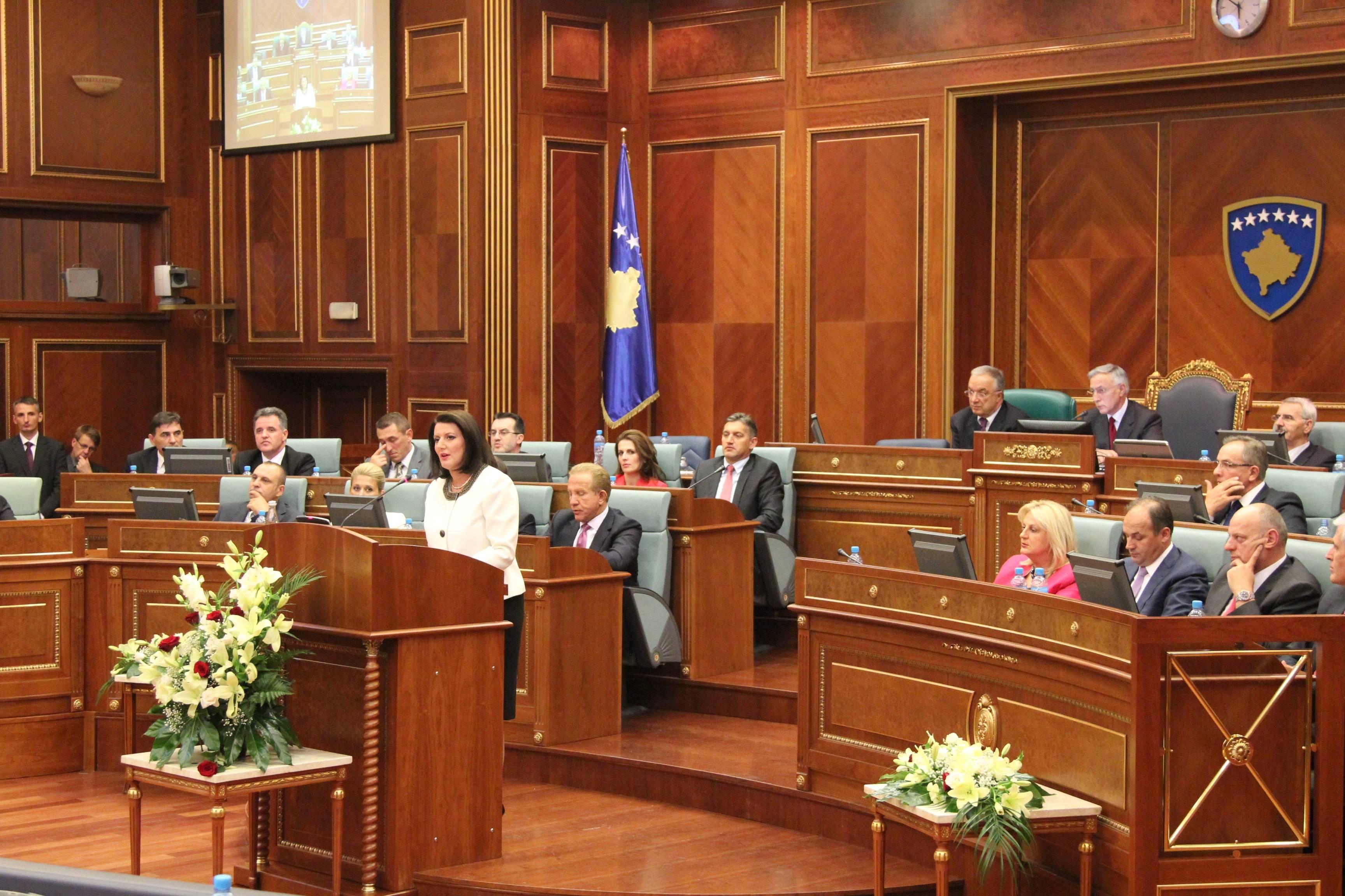 assembly of kosovo