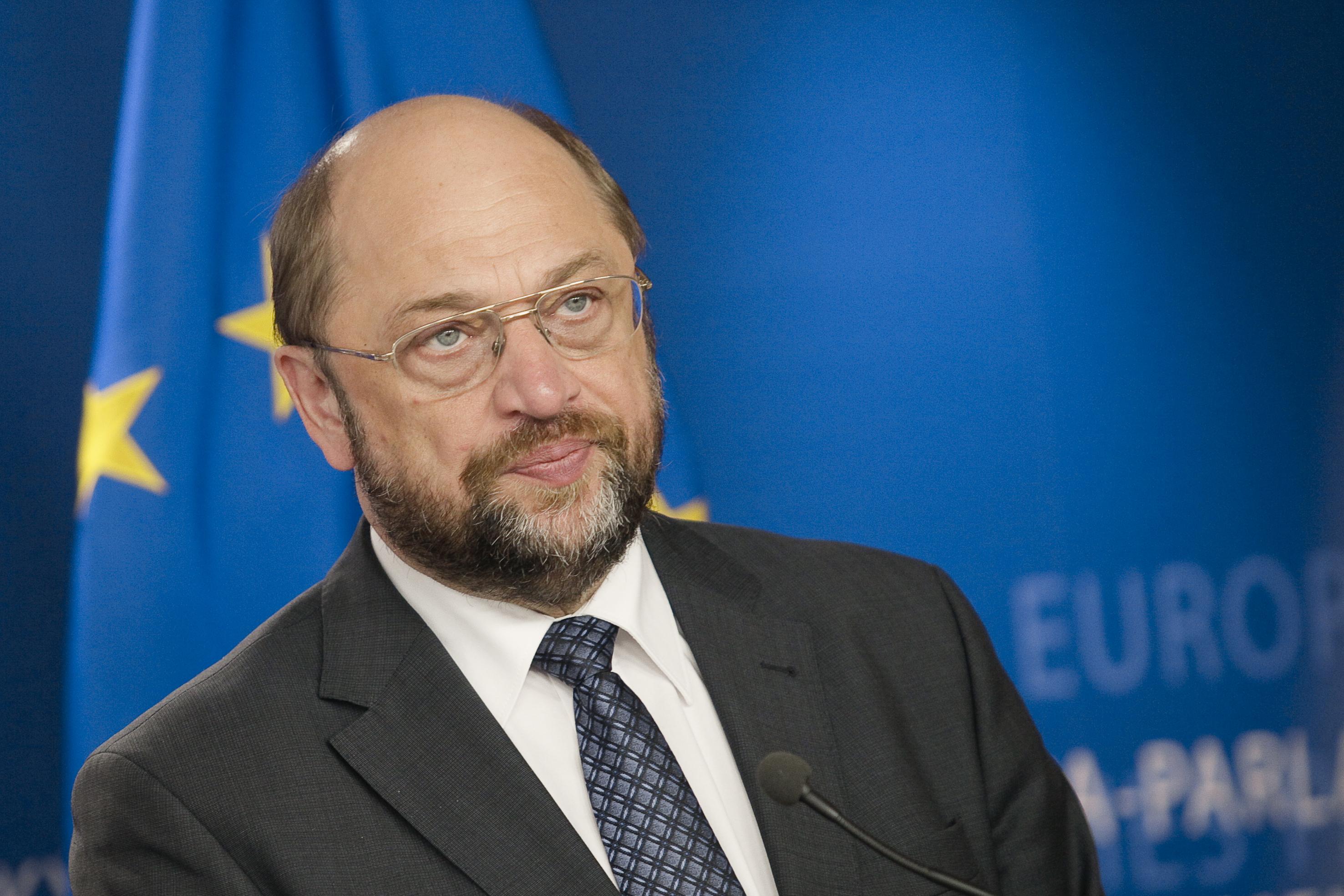 Schulz Europäisches Parlament