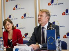 Aivo Orav; Photo: EU Delegation to Montenegro