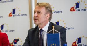 Aivo Orav; Photo: EU Delegation to Montenegro