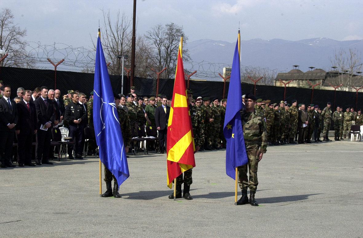 North Macedonia's NATO membership: Decades-long ambition finally becomes a reality - European Western Balkans