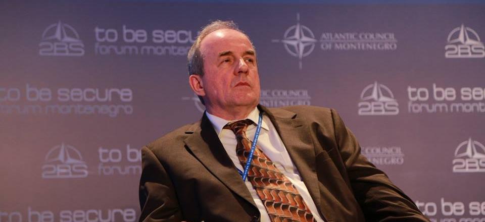 "Bugajski: ""A pro-Russian president would provoke chaos in ..."