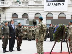 Macaraeg: Security in Kosovo is good, no plans for US