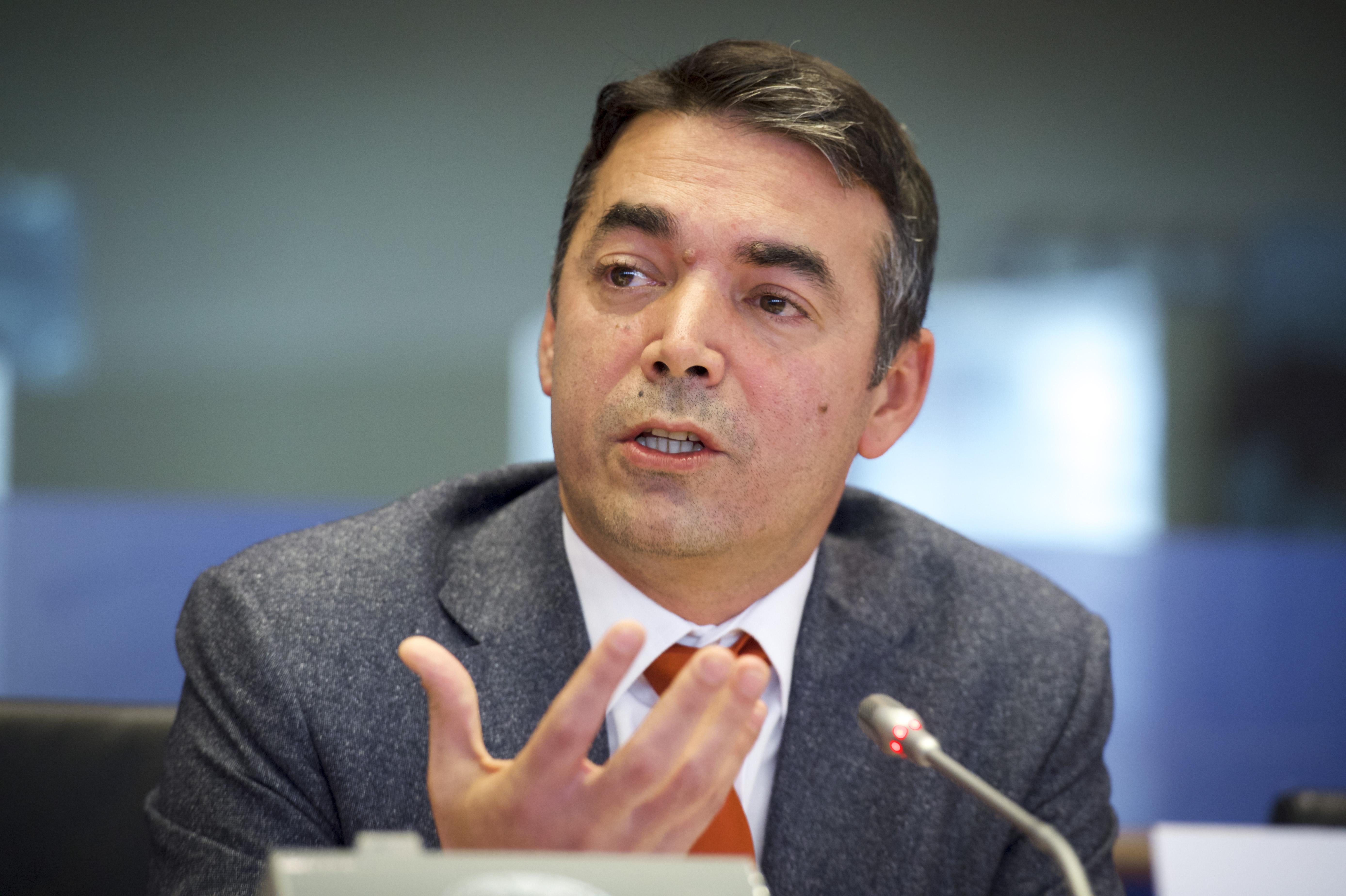 Nikola Dimitrov; Photo: European Union