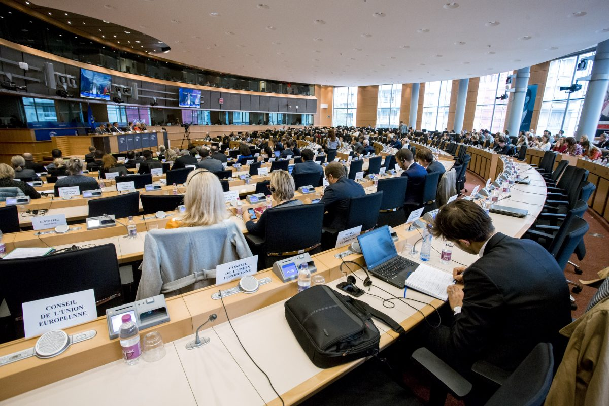 AFET committee meeting - Exchange of views with Prime Minister of Serbia; Photo: European Union