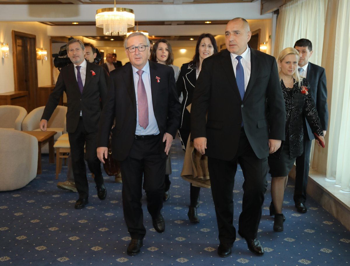 Juncker tells Western Balkans EU membership is theirs, but reforms vital