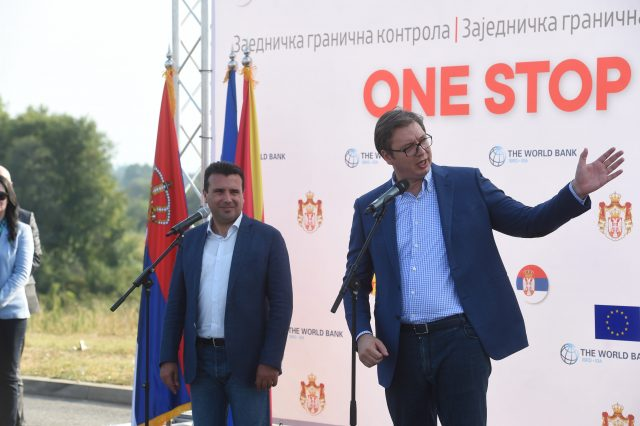 Is Serbia cheering Macedonia's setback? - European Western Balkans