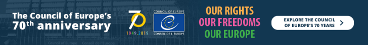 Human rights, democracy, rule of law: 70th anniversary of the Council of Europe