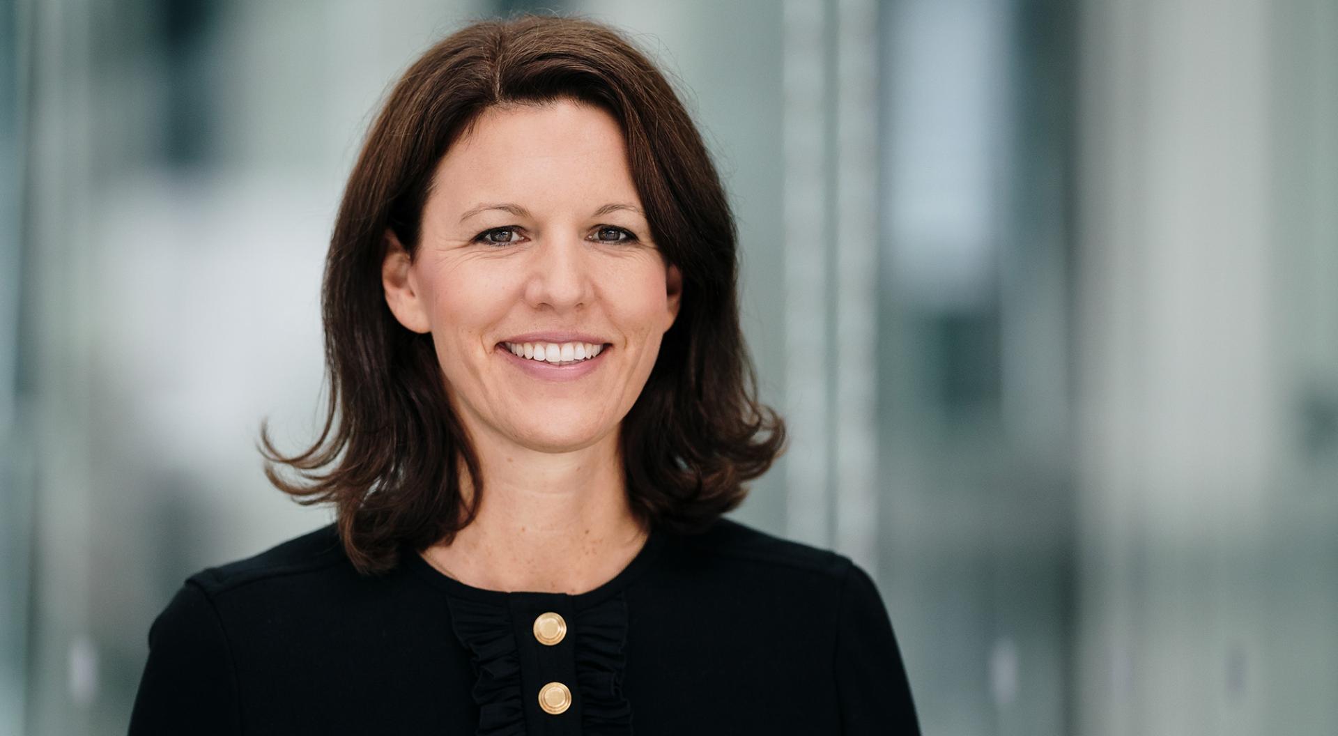 Dr  Katja Leikert MdB stellvertretende Vorsitzende der CDU CSU Bundestagsfraktion Westbalkan.